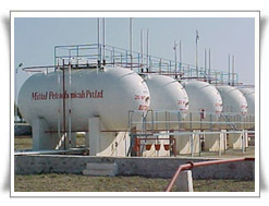 LPG Gas Tank Installation (Liquid Petroleum Gas)