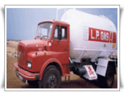 Lpg Truck Tanks With Pump